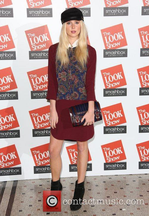 Diana Vickers The Look fashion show in association...