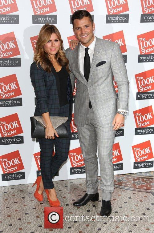 Zoe Hardman and Mark Wright 2