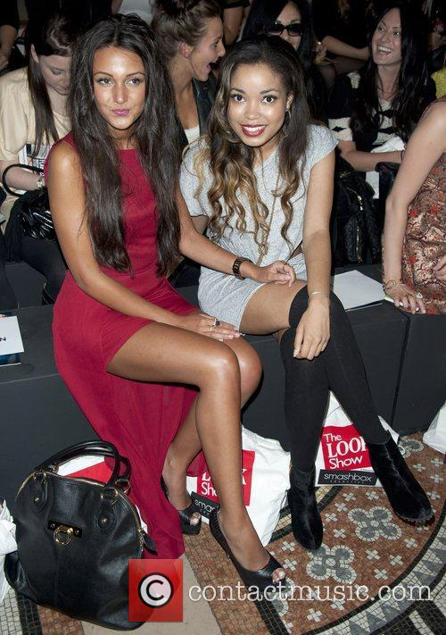 Michelle Keegan and Dionne Bromfield 5