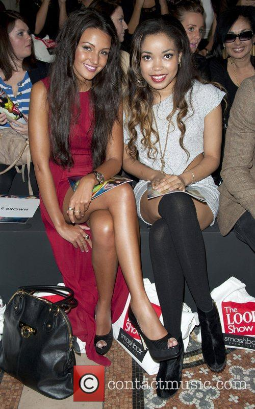 Michelle Keegan and Dionne Bromfield 4