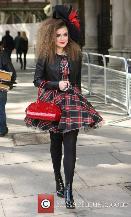 Tallia Storm The Look fashion show in association...
