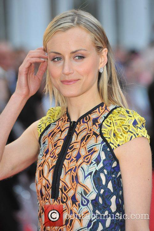 Taylor Schilling 'The Lucky One' UK film premiere...
