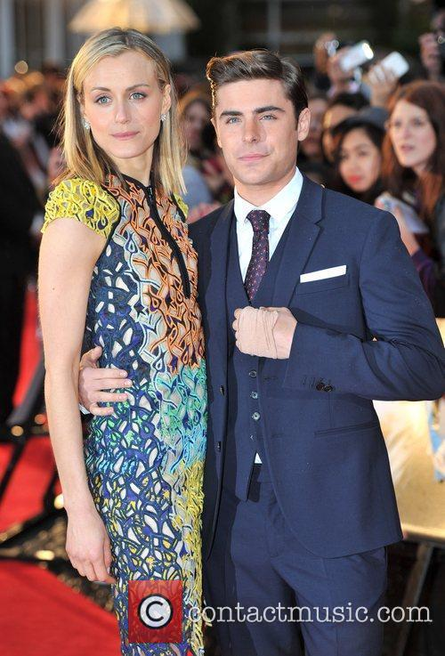 Zac Efron and Taylor Schilling 2