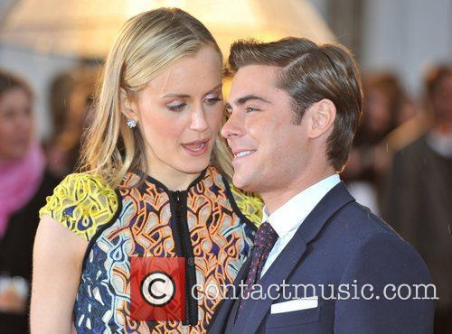 Zac Efron and Taylor Schilling 5