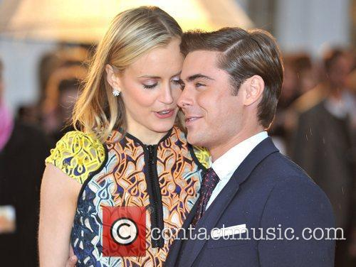 Zac Efron and Taylor Schilling 6