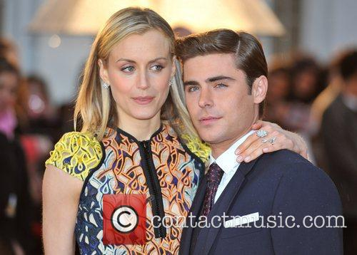 Zac Efron and Taylor Schilling 9