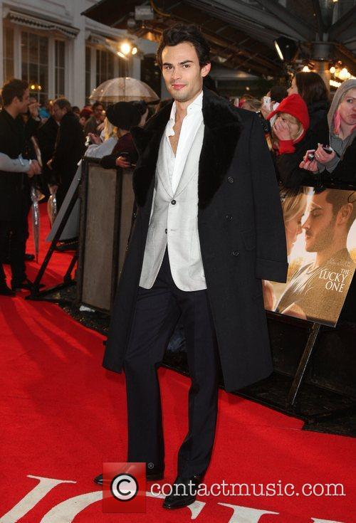 Mark-Francis Vandelli 'The Lucky One' UK film premiere...