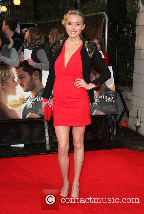 Noelle Reno 'The Lucky One' UK film premiere...