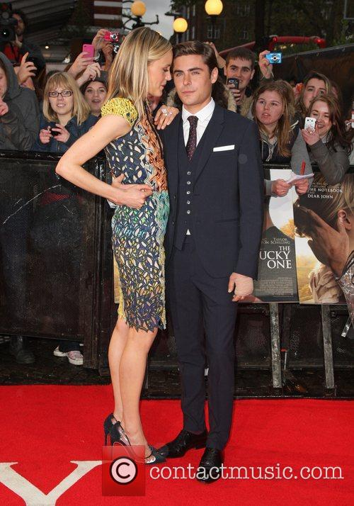 Zac Efron and Taylor Schilling 1