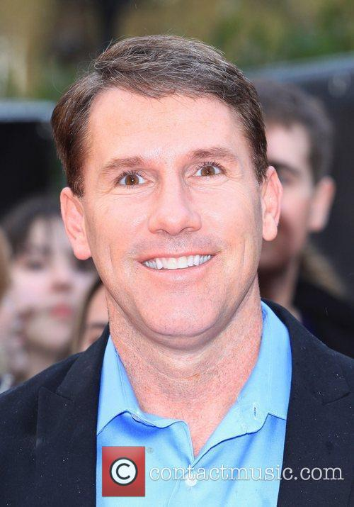 Nicholas Sparks 'The Lucky One' UK film premiere...