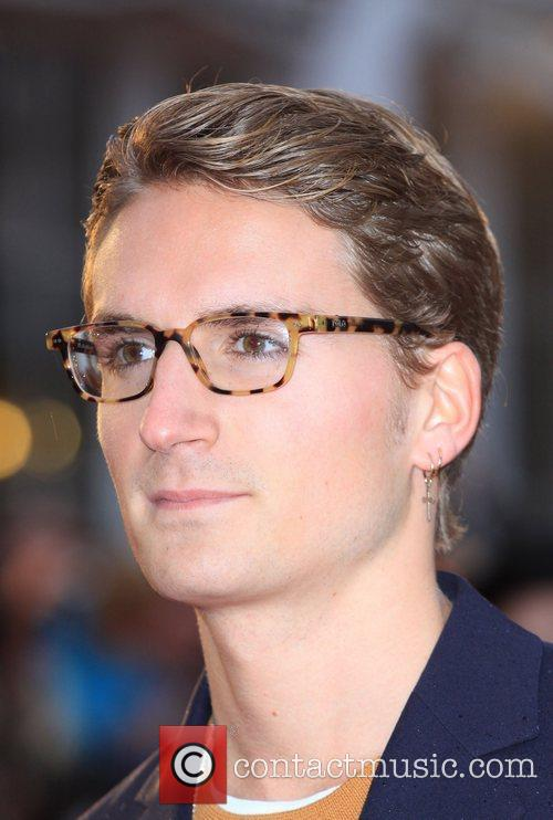 Oliver Proudlock 'The Lucky One' UK film premiere...