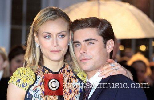 Taylor Schilling and Zac Efron 7