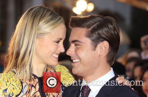 Taylor Schilling and Zac Efron 11