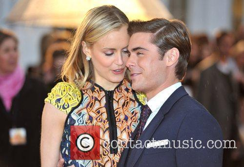 Zac Efron and Taylor Schilling 14