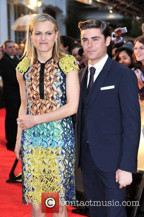 Zac Efron and Taylor Schilling 17