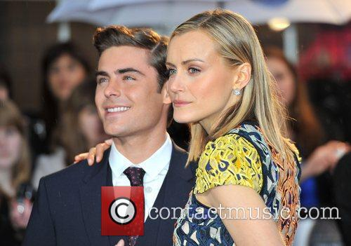 Zac Efron and Taylor Schilling 20