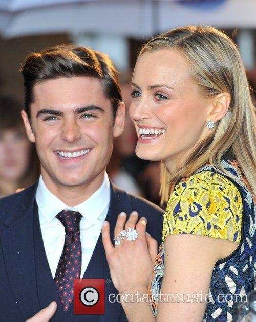 Zac Efron and Taylor Schilling 21