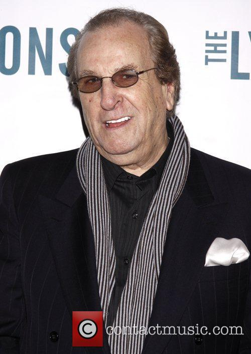 Danny Aiello Broadway opening night of 'The Lyons'...