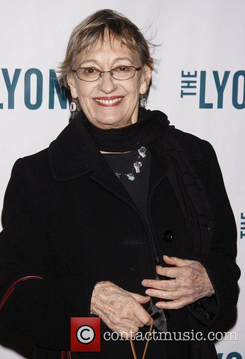 Guest  Broadway opening night of 'The Lyons'...