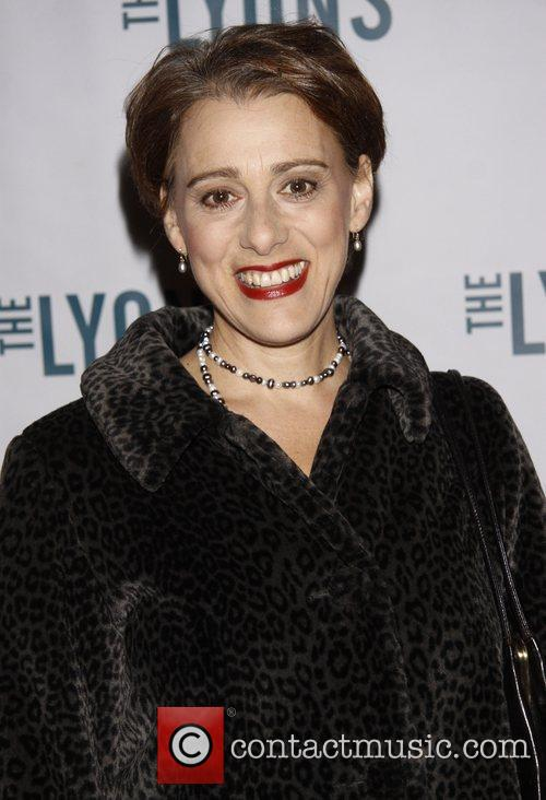 Judy Kuhn Broadway opening night of 'The Lyons'...