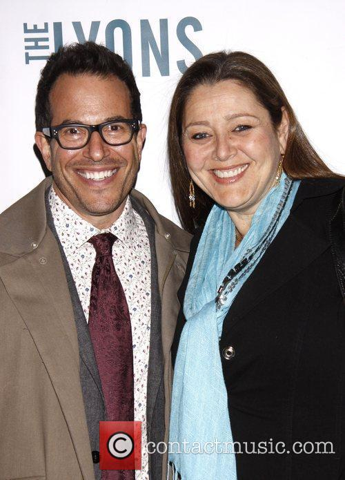 Michael Mayer and Camryn Manheim 10