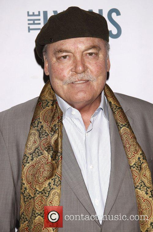 Stacy Keach Broadway opening night of 'The Lyons'...