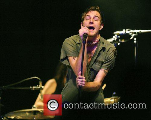 Of the band The Maine performs at The...