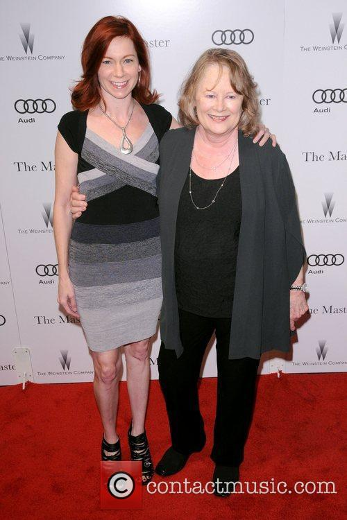 Shirley Knight and Carrie Preston 2