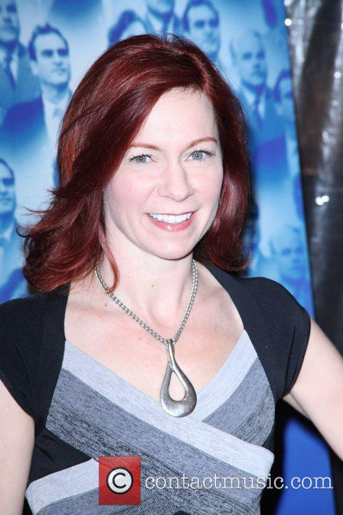Carrie Preston New York Premiere of The Master...