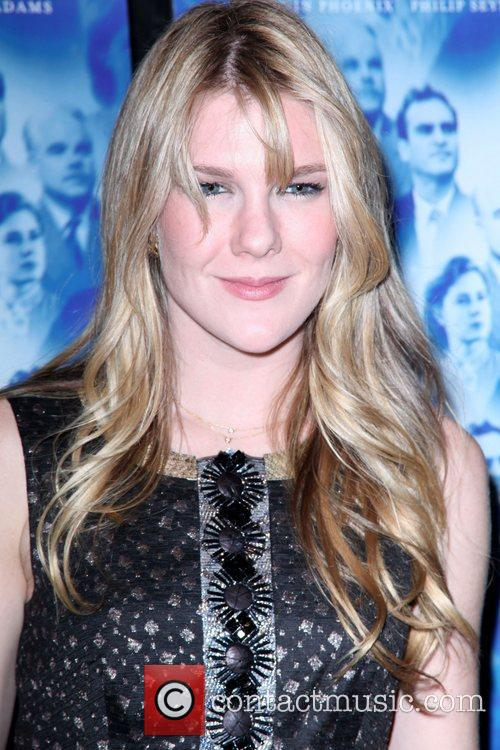 Lily Rabe New York Premiere of The Master...