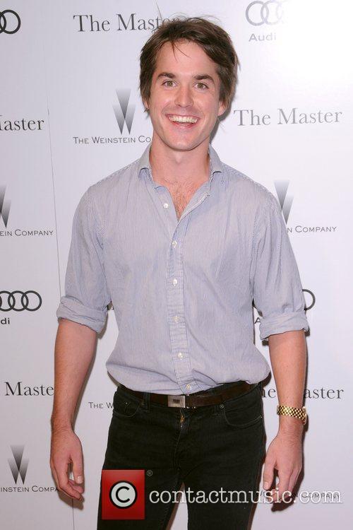 Thomas Matthews New York Premiere of 'The Master'...