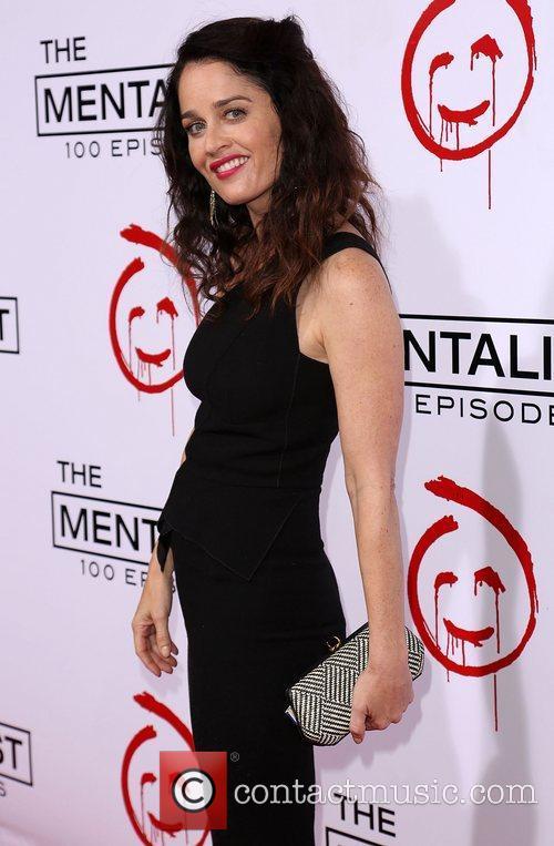 CBS celebrates 100 episodes of 'The Mentalist' held...