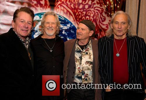 Joe Ely, Kris Kristofferson, Butch Hancock and Jimmie Dale Gilmore 2