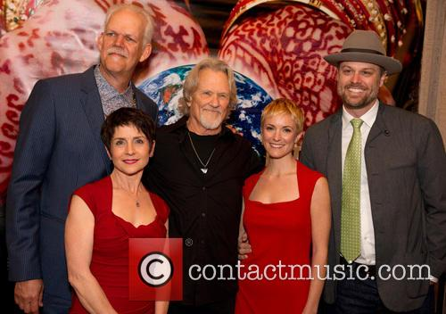 Turk Pipkin, Christy Pipkin, Kris Kristofferson and Erin Ivey 1