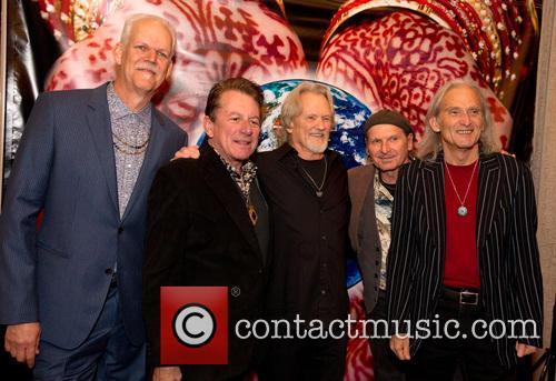 Turk Pipkin, Joe Ely, Kris Kristofferson, Butch Hancock and Jimmie Dale Gilmore 2
