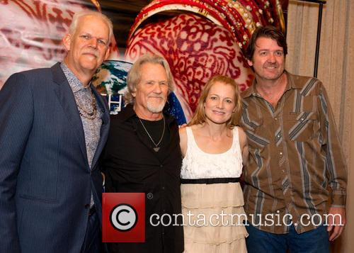 Turk Pipkin, Kris Kristoffersonon, Kelly Willis and Bruce Robison