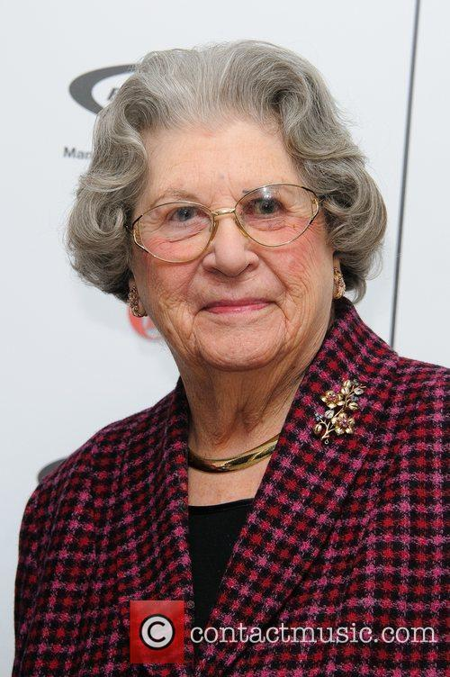 Baroness Trumpington The Oldie Of The Year Awards...