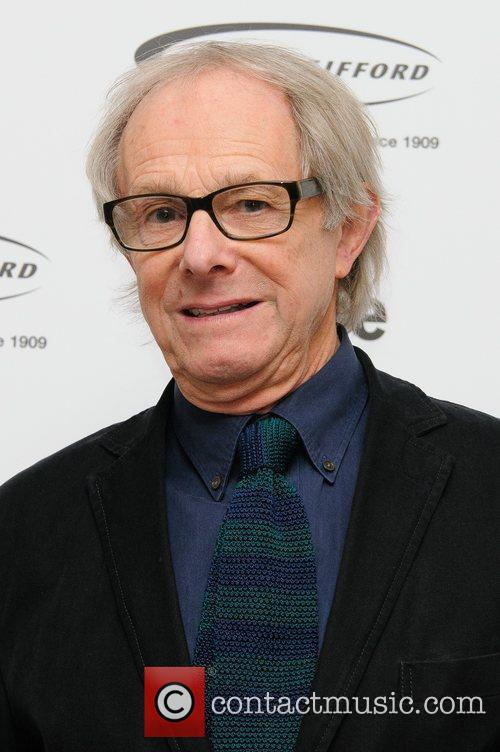 Ken Loach The Oldie Of The Year Awards...