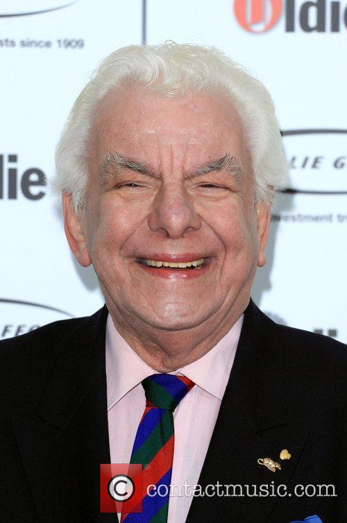 Barry Cryer The Oldie of the Year Awards...