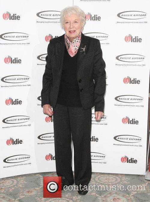 June Whitfield The Oldie of the Year Awards...