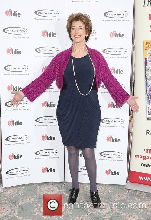 Maureen Lipman The Oldie of the Year Awards...