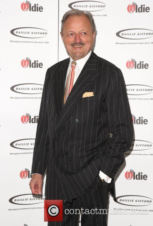 Peter Bowles The Oldie of the Year Awards...