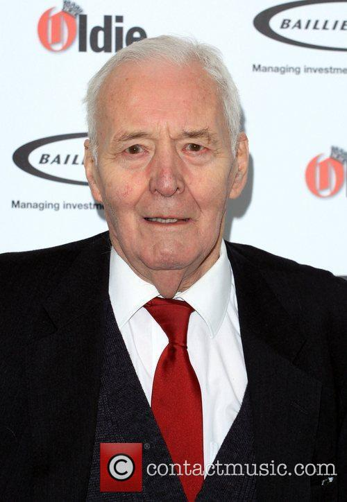 Tony Benn The Oldie of the Year Awards...