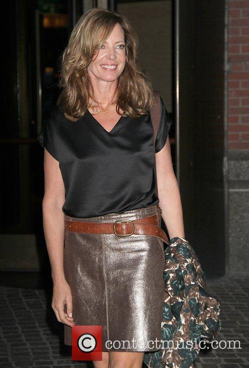 Allision Janney 'The Oranges' screening at the Tribeca...