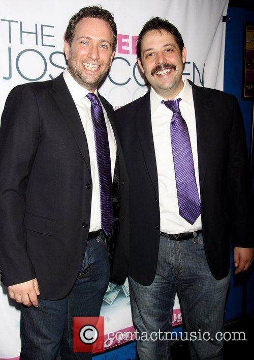 David Rossmer, Steve Rosen Opening, The Other Josh Cohen and Playhouse. New York City 1
