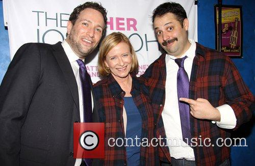 David Rossmer, Eve Plumb, Steve Rosen Opening, The Other Josh Cohen and Playhouse. New York City 3