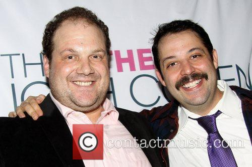 Jordan Gelber, Steve Rosen Opening, The Other Josh Cohen and Playhouse. New York City 1