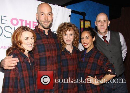 Kate Wetherhead, Wade Mccollum, Lindsay Nicole Chambers, Kat Nejat, Ken Triwush Opening, The Other Josh Cohen and Playhouse. New York City 10