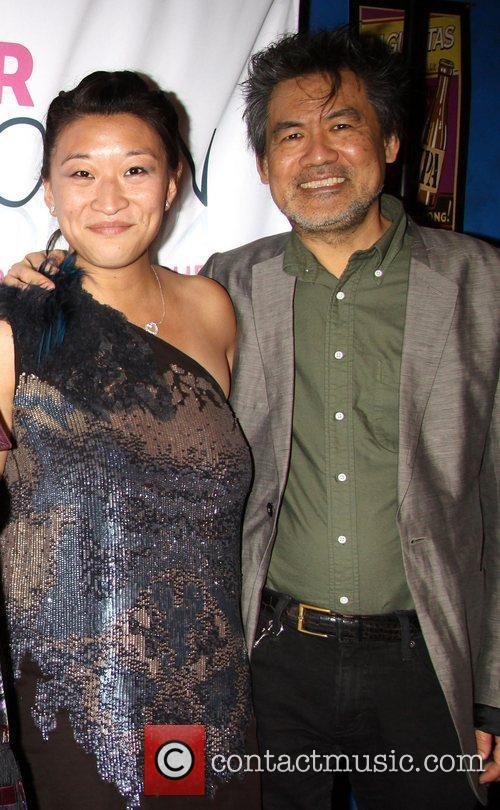 Lily Fan, David Henry Hwang Opening, The Other Josh Cohen and Playhouse. New York City 2