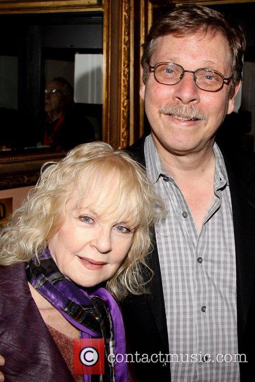 Penny Fuller and Barry Kleinbort Opening night party...